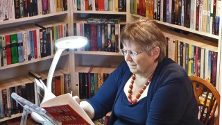 Anne Jones reads Go Set A Watchman